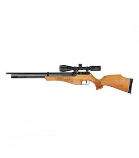 Carabina Azor Air. Rifle de aire comprimido PCP