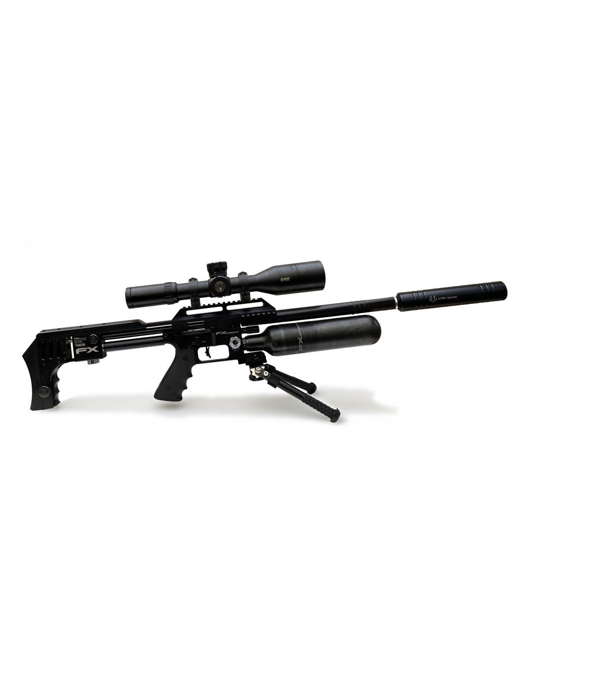 Air Rifle Big Bore Toro from LOBO AirGuns