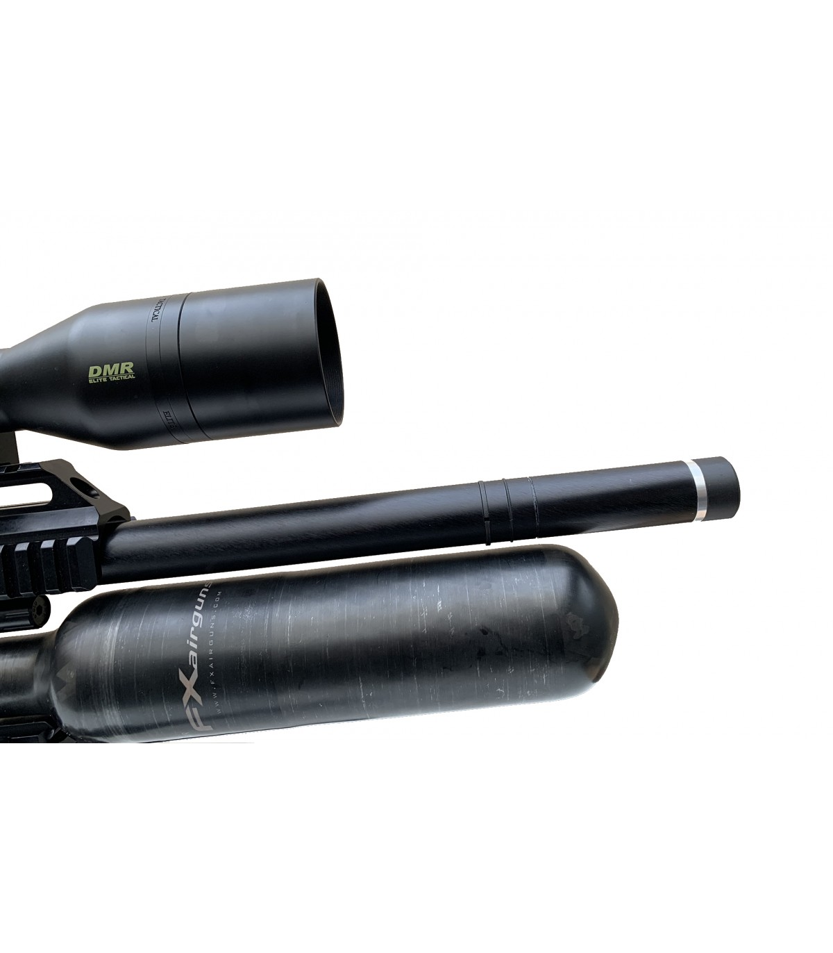 Air Rifle Big Bore Toro from LOBO AirGuns