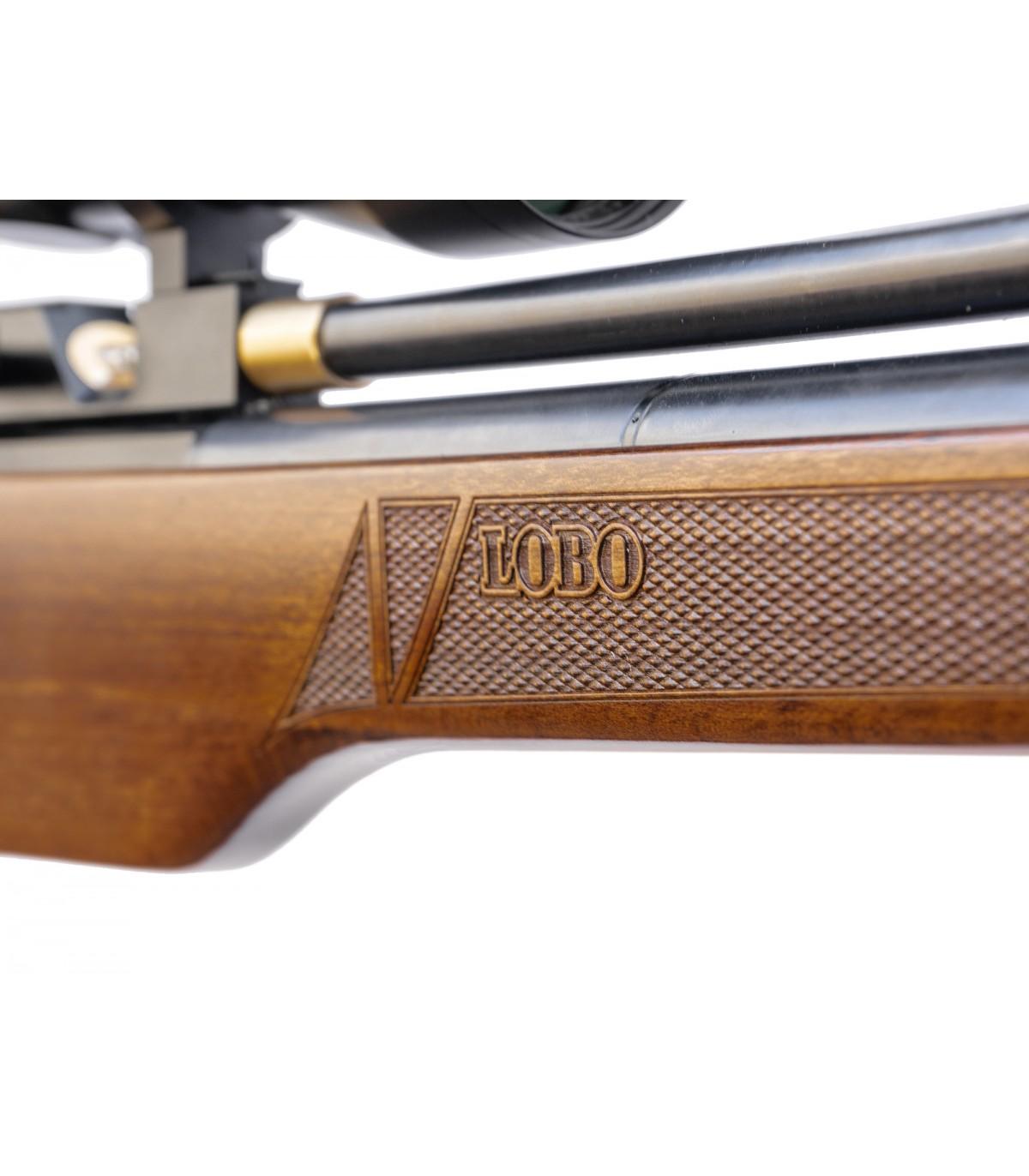 TORO a BIG BORE Air rifle PCP