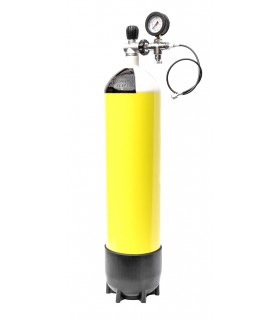 Kit 300 Bar 12L Scuba Bottle