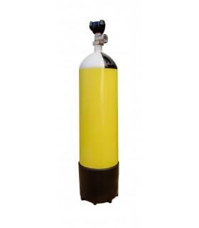 10 liter Scuba bottle at 300 Bars