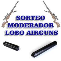 ¿ Quieres ganar un Moderador Lobo Airguns?! ¡Pues participa en el sorteo!  Dale un Like a la foto, síguenos y etiqueta a tres amigos que quieran ganar un Moderador LOBO. 🐺 👌💪  ¡Mucha suerte!   #moderador #pcp #sorteo #airecomprimido #airgun