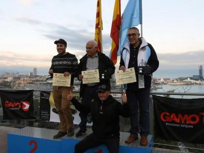 La Azor, la mejor puntuación de la Liga Catalana Br25.